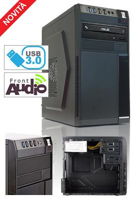 Case / Cabinet PC Desktop assemblato Computer fisso