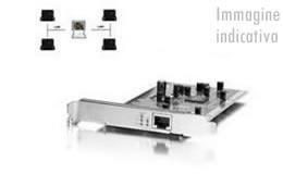 Scheda di Rete LAN PC Desktop assemblato Computer fisso