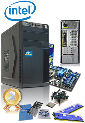 PC Desktop assemblato Computer fisso